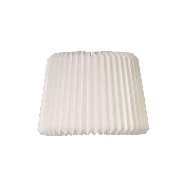 le klint – 120s papir skærm silke white inkl. stativ le klint på luxlight.dk