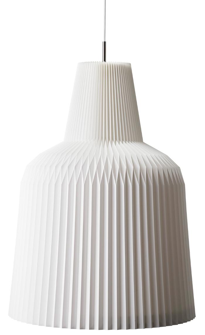 La Cloche 145XL pendel hvid