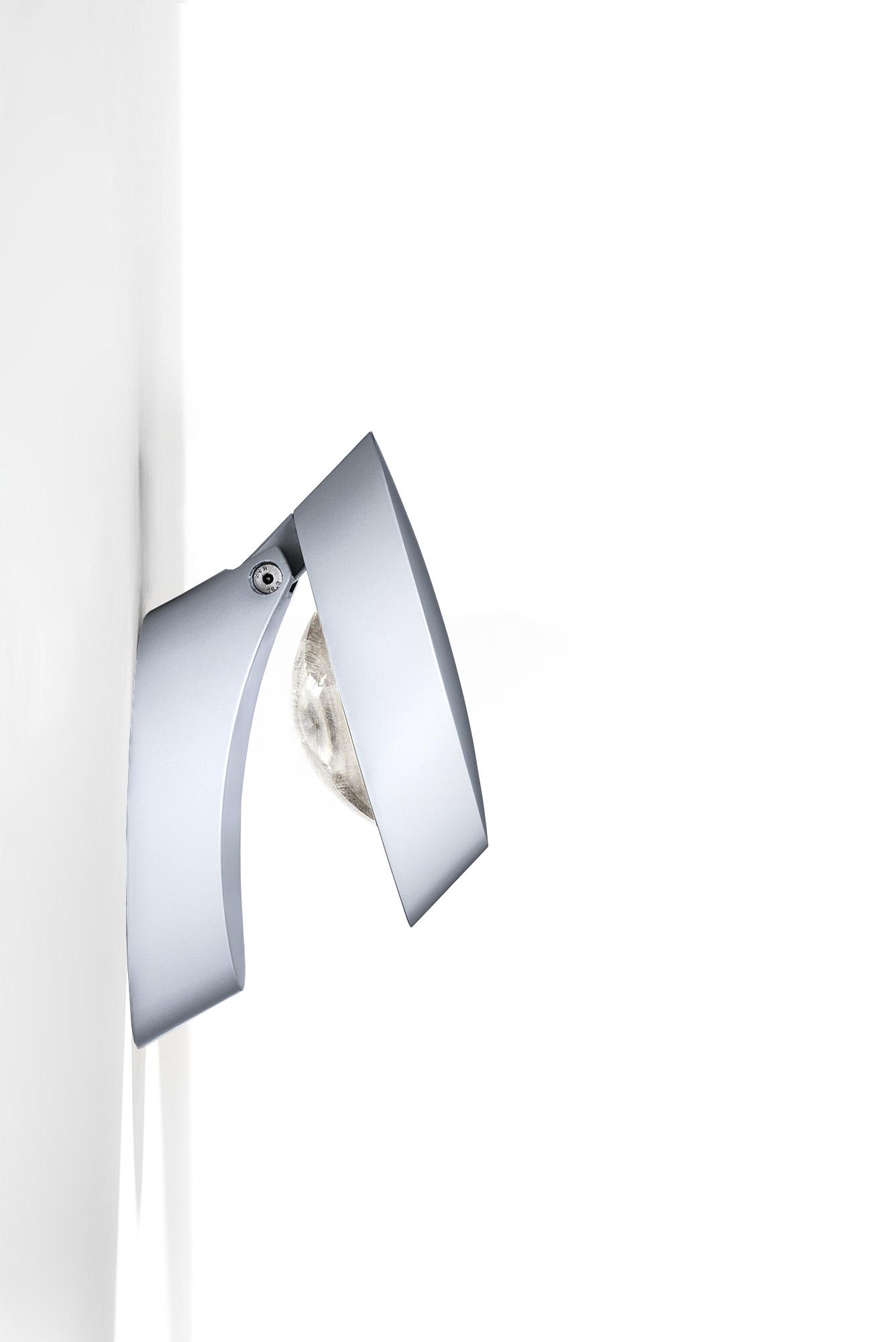 Pin-up væg/loft lampe hvid fra lampefeber fra luxlight.dk