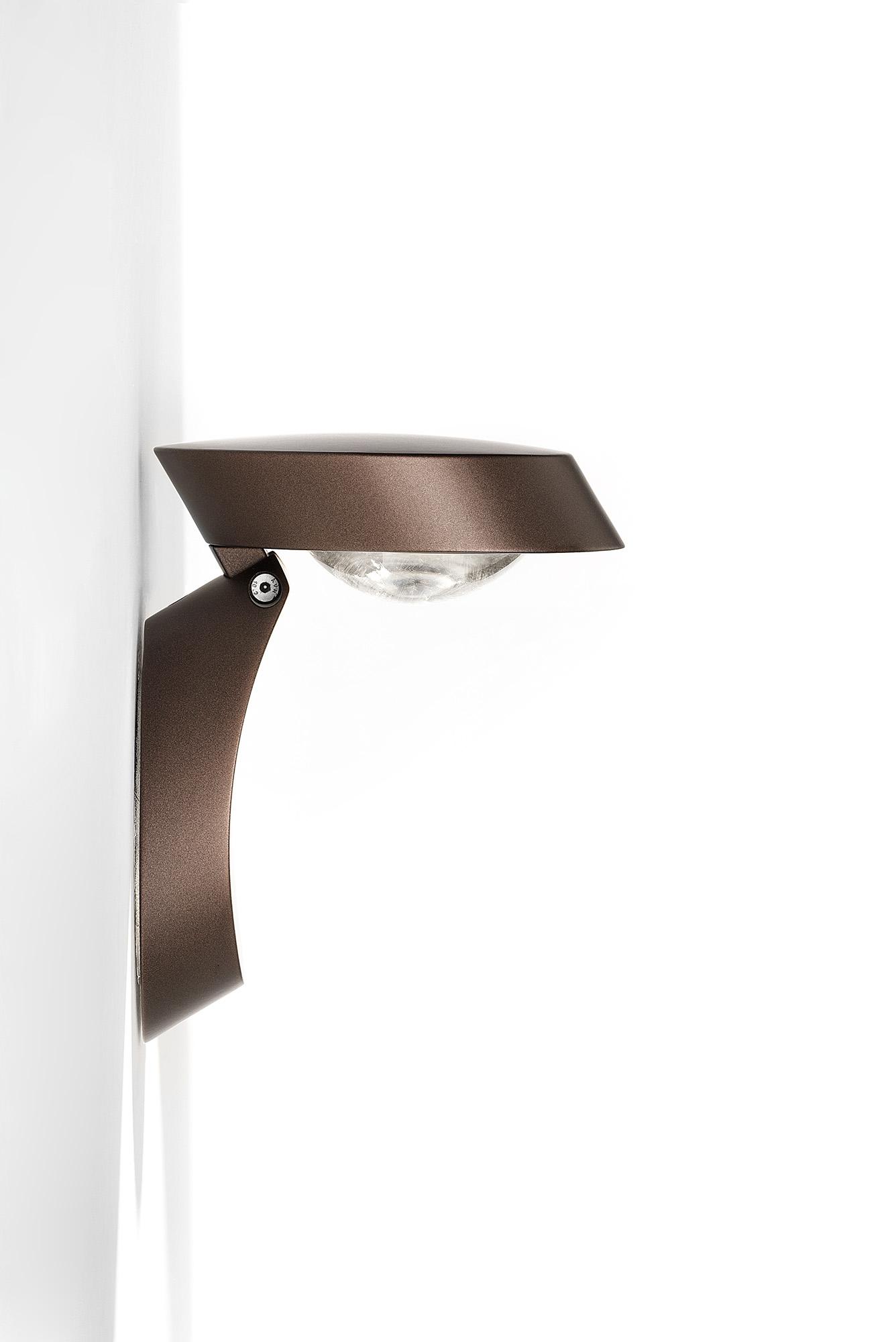 lampefeber – Pin-up væg/loft lampe bronze på luxlight.dk