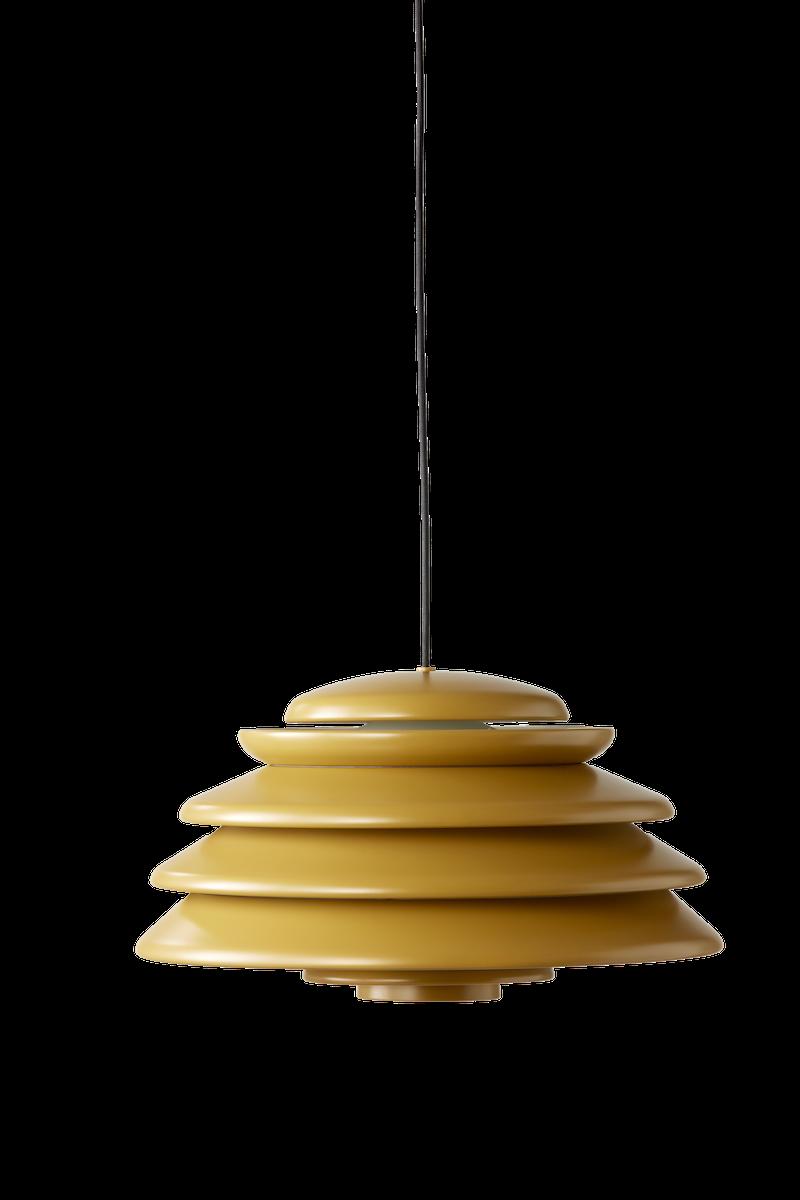 Hive pendel gul - verpan fra verpan på luxlight.dk