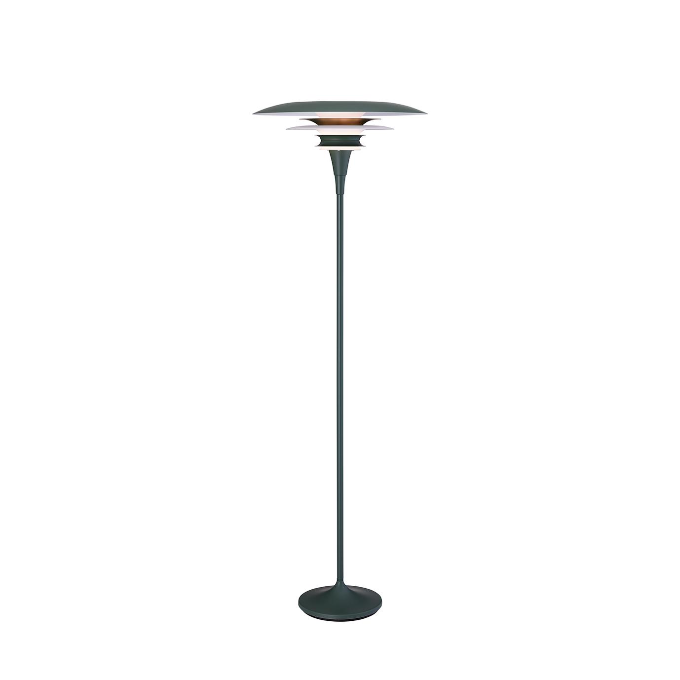 Diablo ø 50 gulvlampe avokadogrøn - belid fra belid fra luxlight.dk