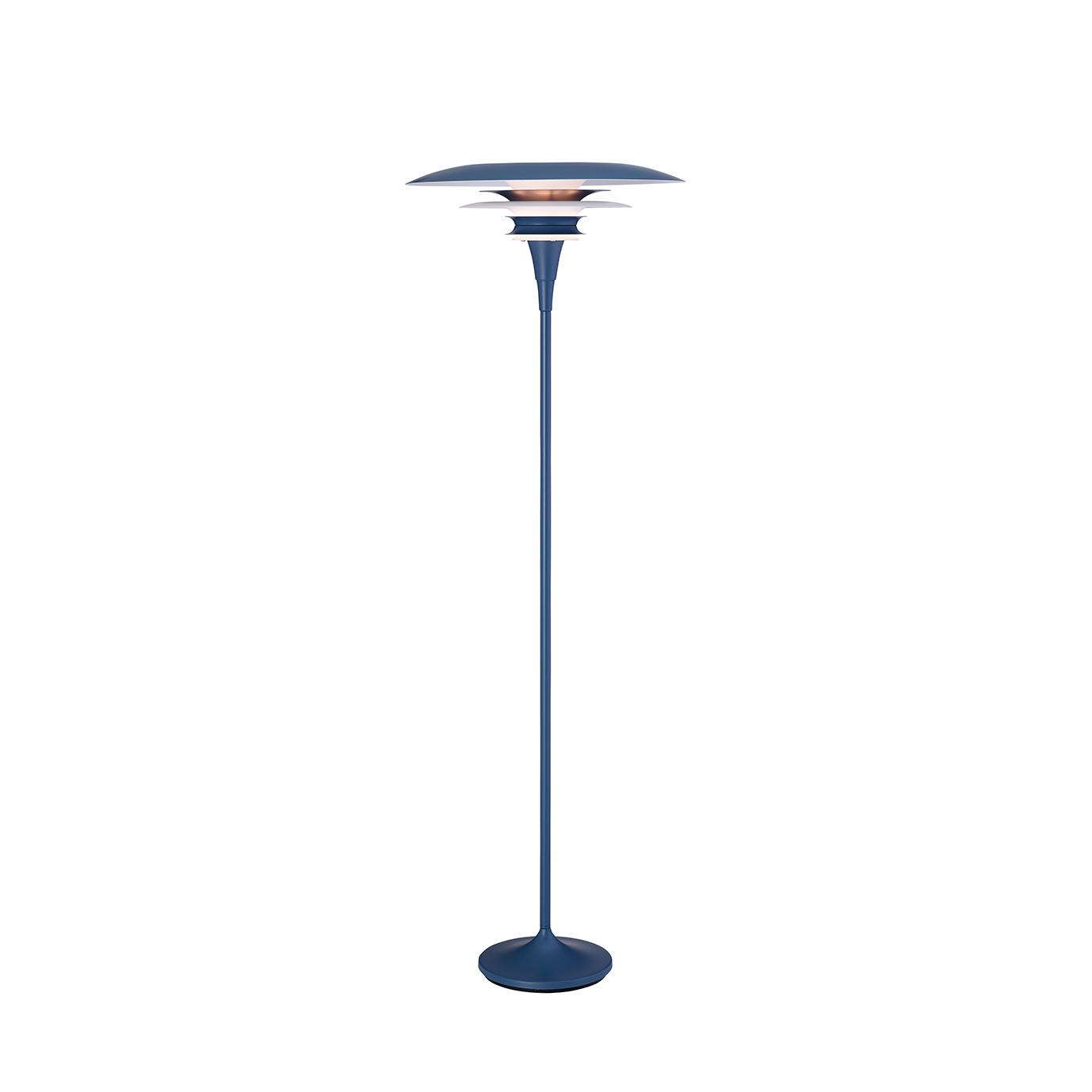belid Diablo ø 50 gulvlampe dueblå - belid på luxlight.dk