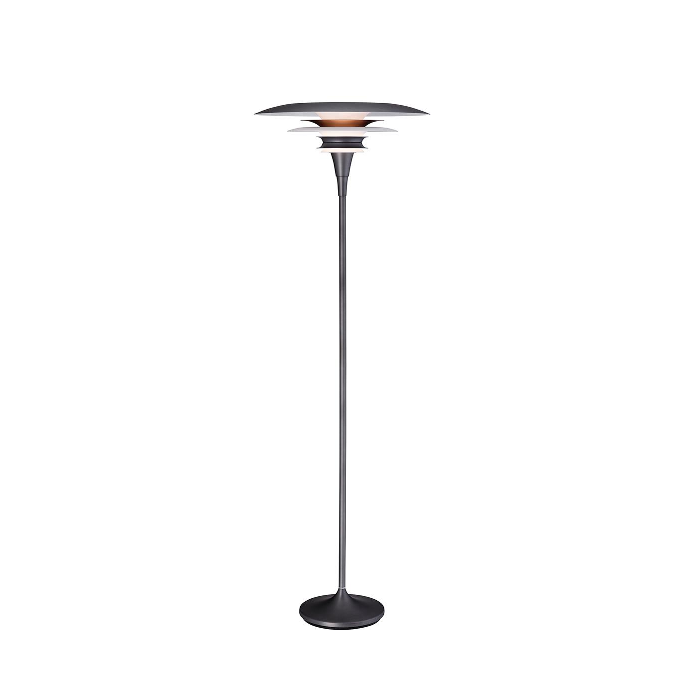 belid Diablo ø 50 gulvlampe oxid/grå - belid fra luxlight.dk
