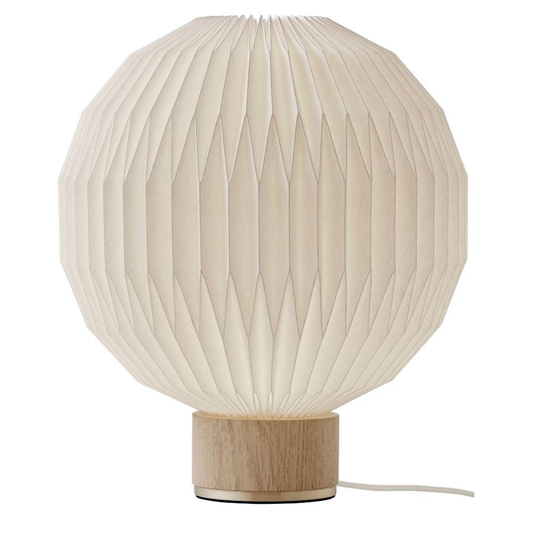 Køb Model 375 Bordlampe Medium Papirskærm Le Klint