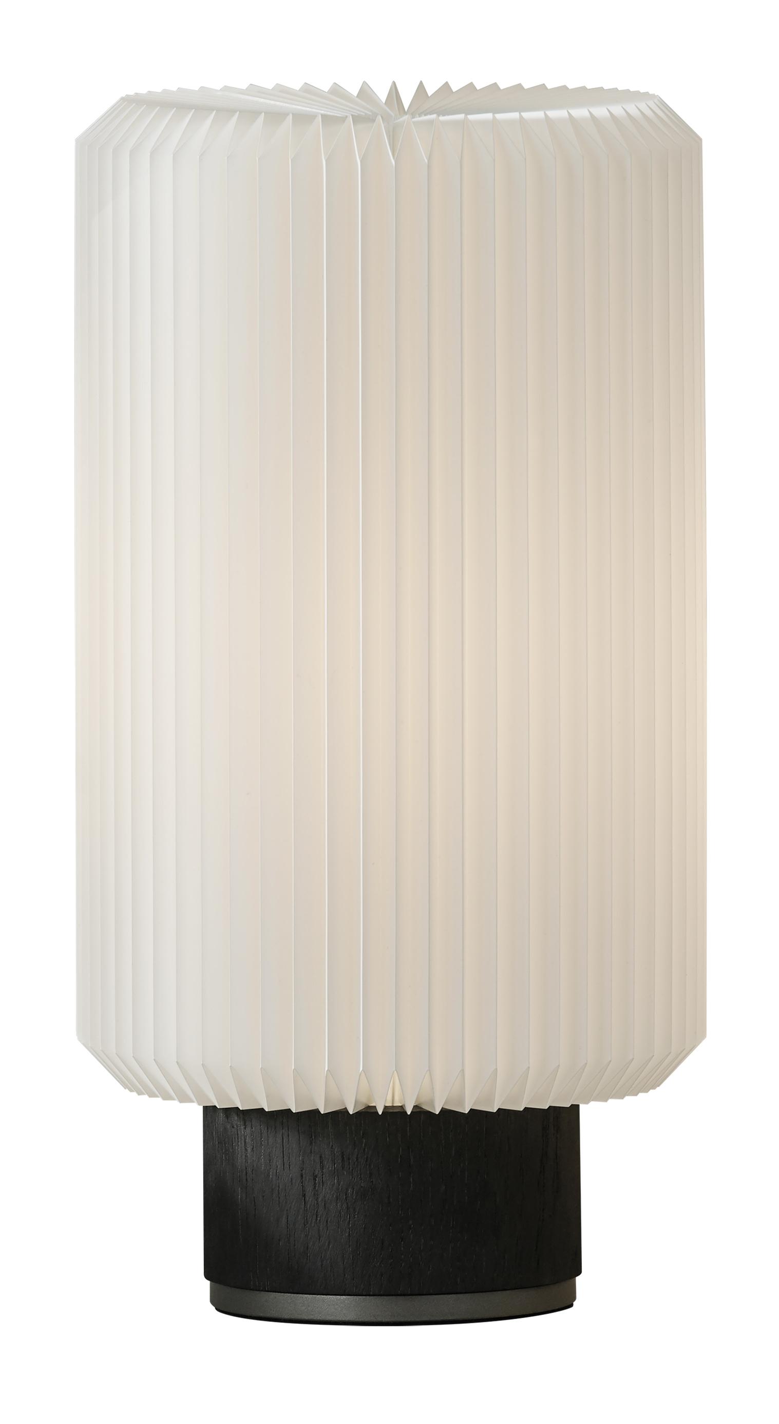 le klint – Cylinder medium bordlampe hvid - le klint på luxlight.dk