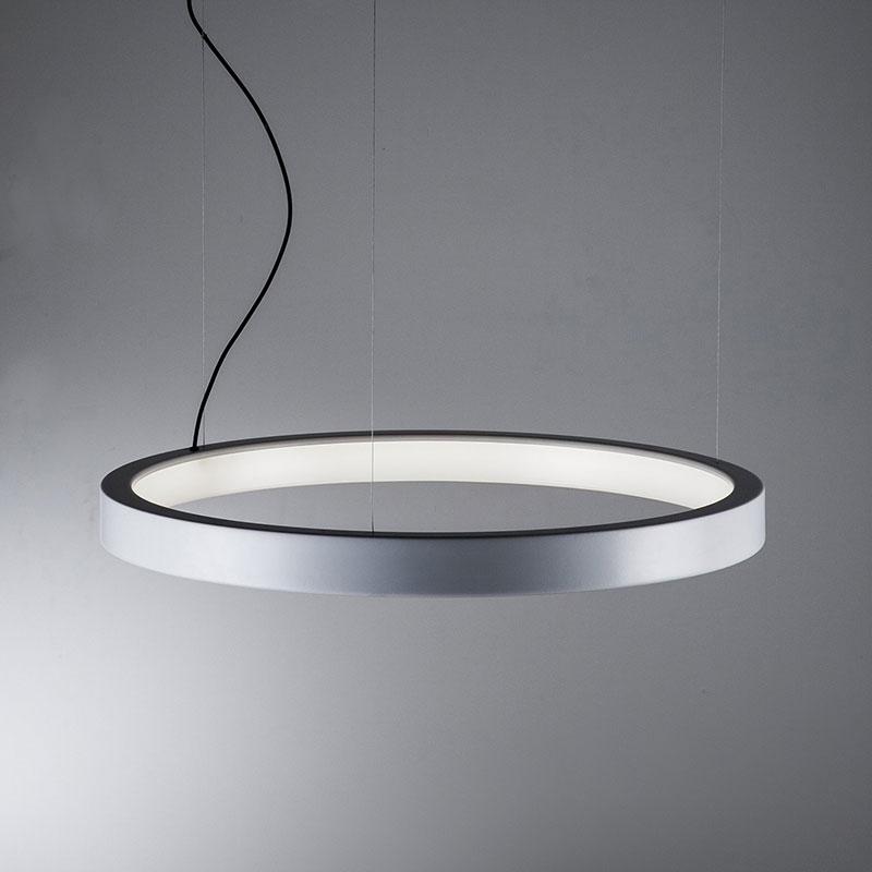 Lunaop pendel ø80 cm 2700k hvid- lampefeber fra lampefeber fra luxlight.dk