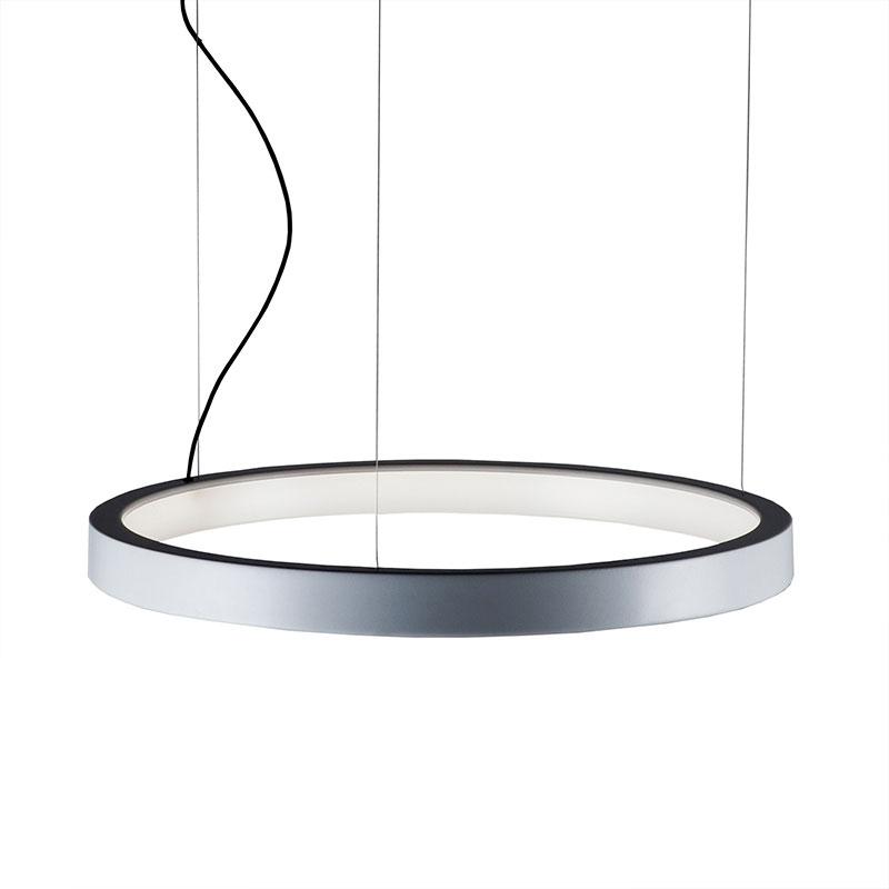 Lunaop pendel ø120 cm 2700k hvid - lampefeber fra lampefeber på luxlight.dk
