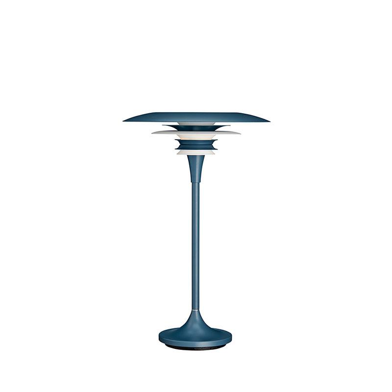 belid Diablo ø 30 bordlampe dueblå - belid på luxlight.dk