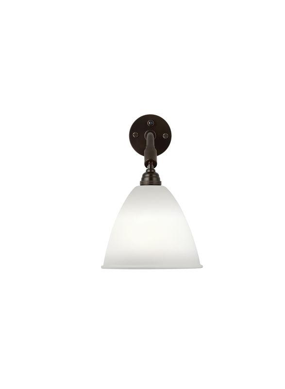 Bl7 væglampe china bone/sort messing - bestlite fra bestlite på luxlight.dk
