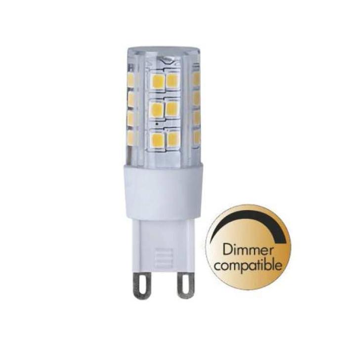 belid G9 led lyskilde 5,5w 600 lm - belid på luxlight.dk