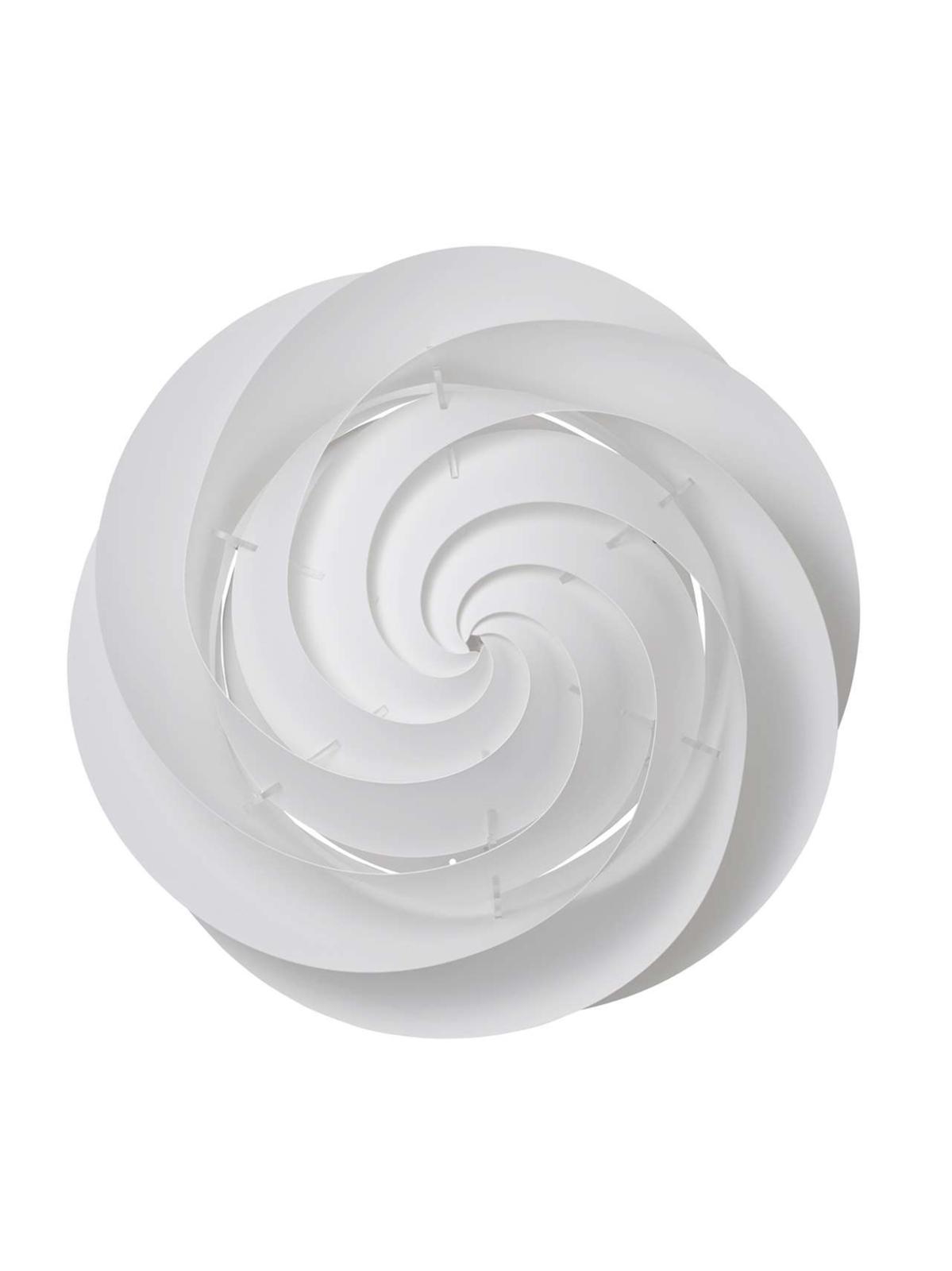 le klint Swirl væg/loft medium hvid le klint fra luxlight.dk