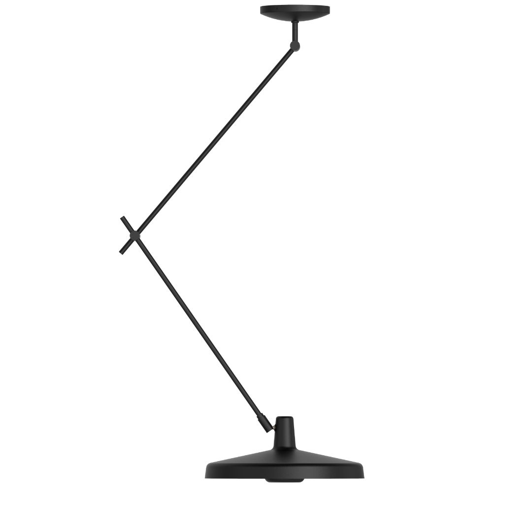 Køb Arigato Loftlampe 45 Sort – Grupa Products