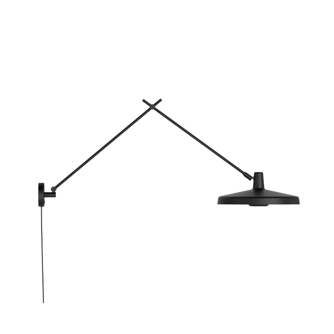 Køb Arigato Væglampe 45 Sort – Grupa Products