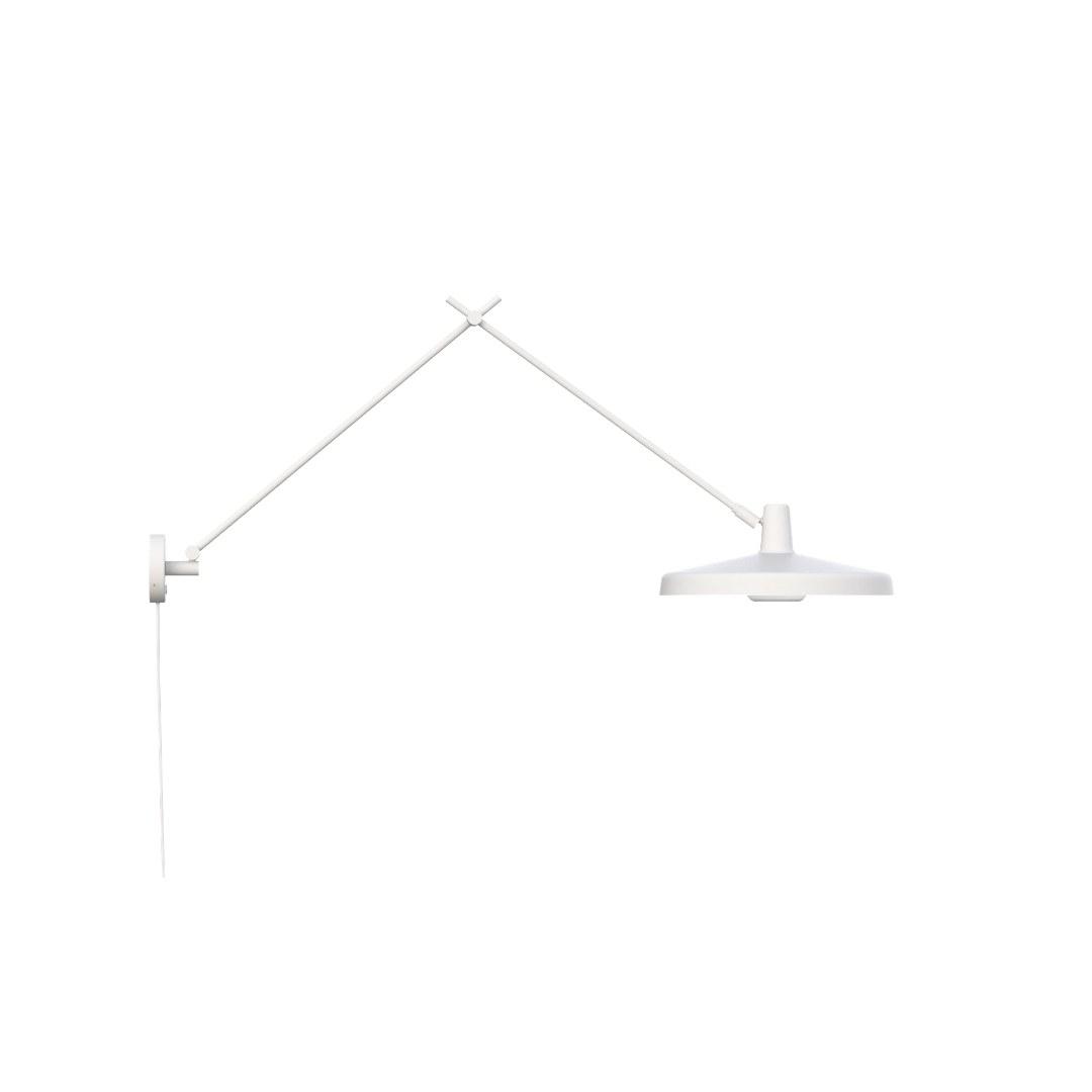 Køb Arigato Væglampe 45 Hvid – Grupa Products