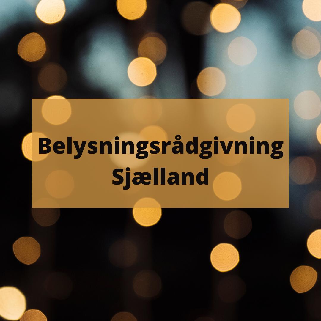 Billede af Belysningsrådgivning - Sjælland