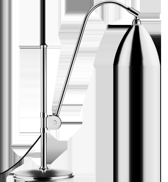 Billede af BL1 Bordlampe Krom - Bestlite