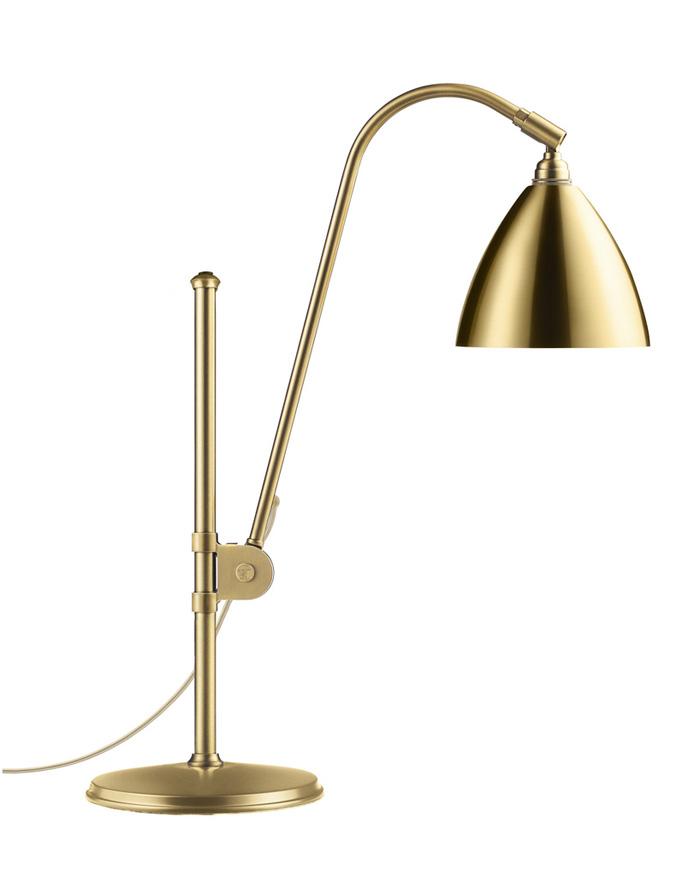 Billede af BL1 Bordlampe Messing - Bestlite