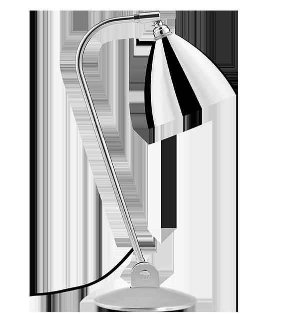 Billede af BL2 Bordlampe Krom - Bestlite