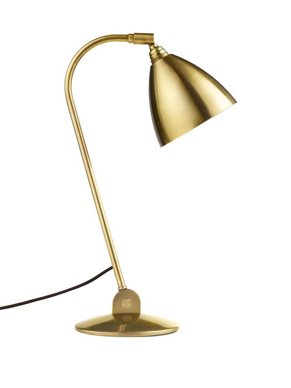 Billede af BL2 Bordlampe Messing - Bestlite
