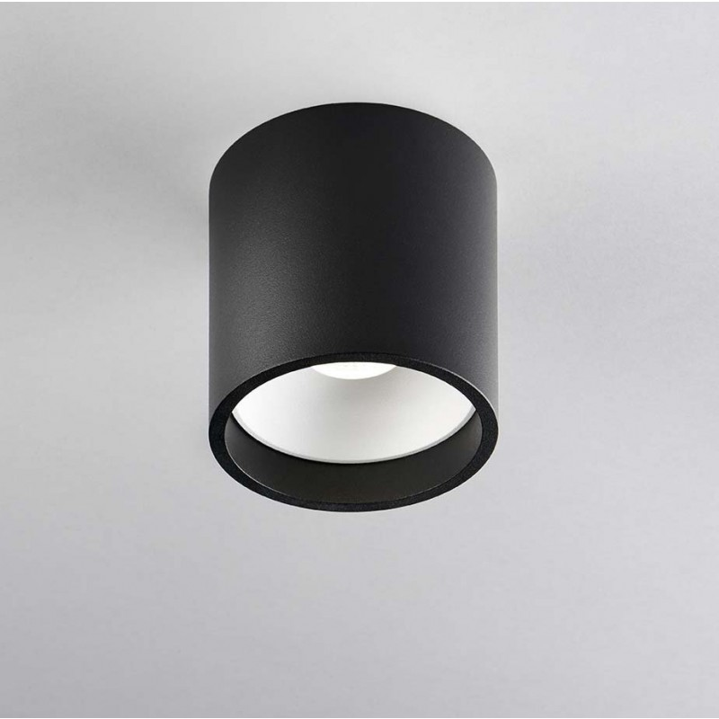 SoloRoundLoftlampeSort3000KLIGHTPOINT-31