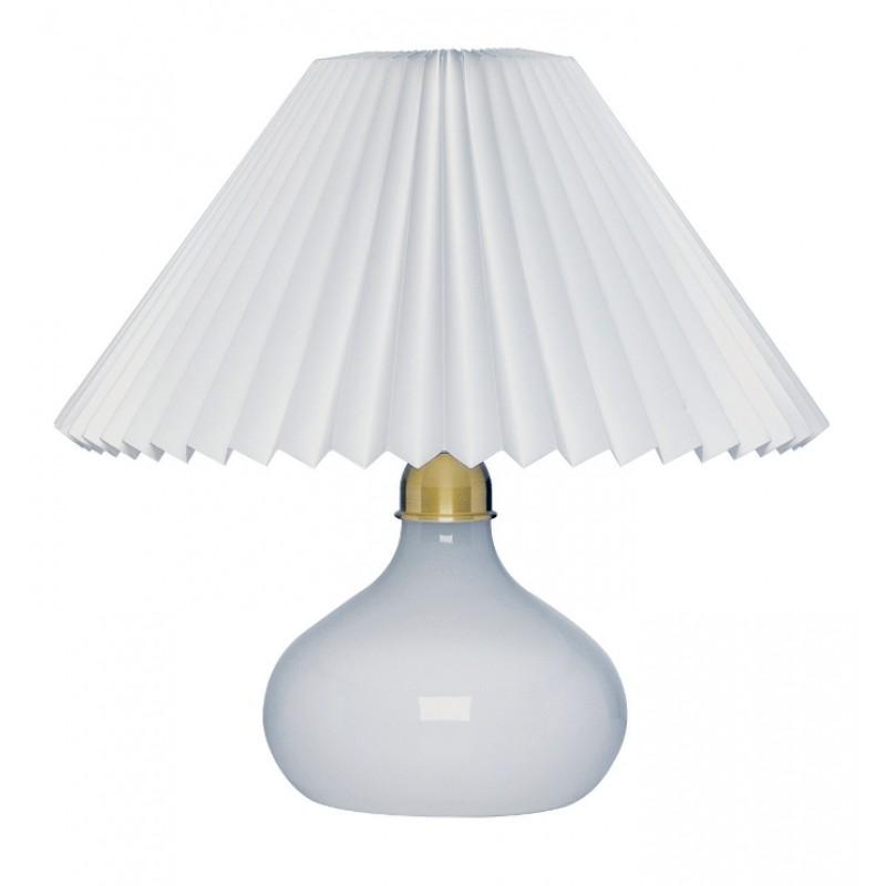 314bordlampehvidmmessingLeKlint-30