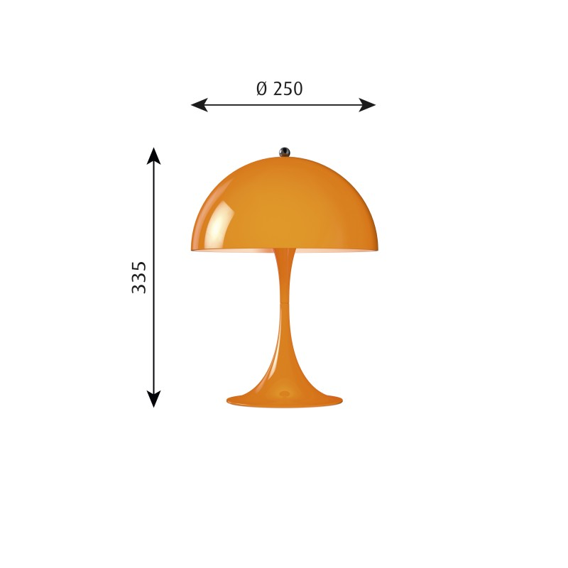 PanthellaMiniBordlampeOrangeLouisPoulsen-01
