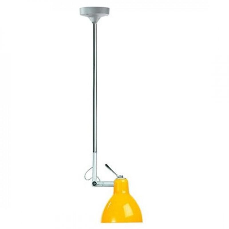 LuxyH1LoftlampeAluMatHvidSkrm-30