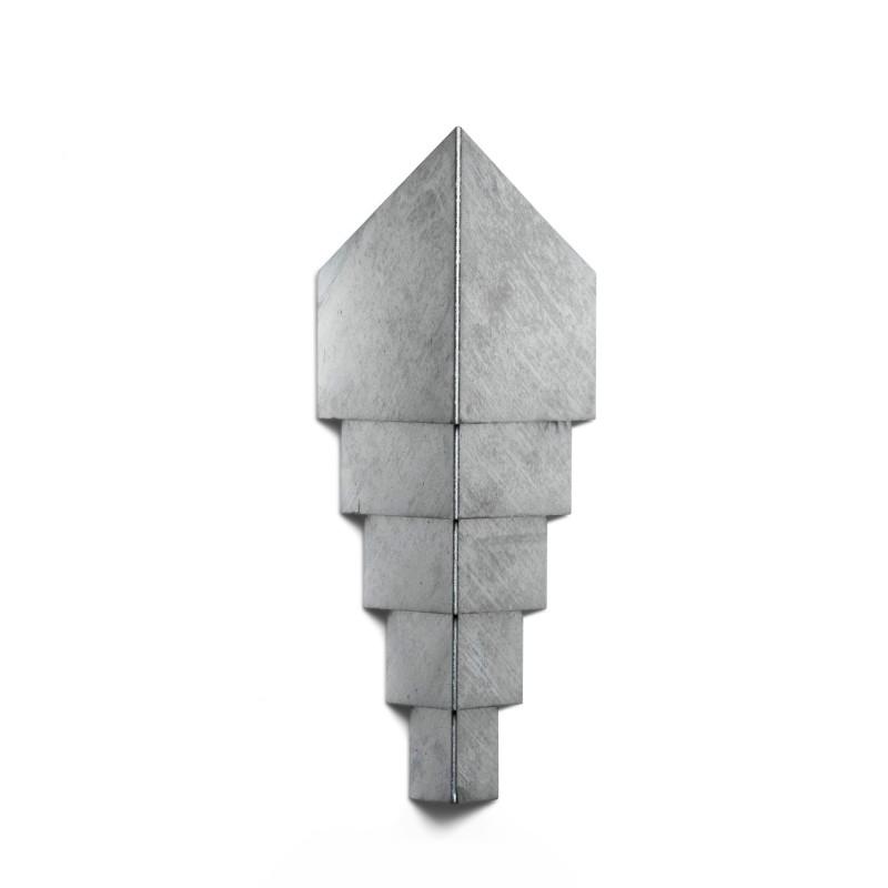 Diamond42ZinkGalvaniseretLEDVglampeSlngelagerhaves-30