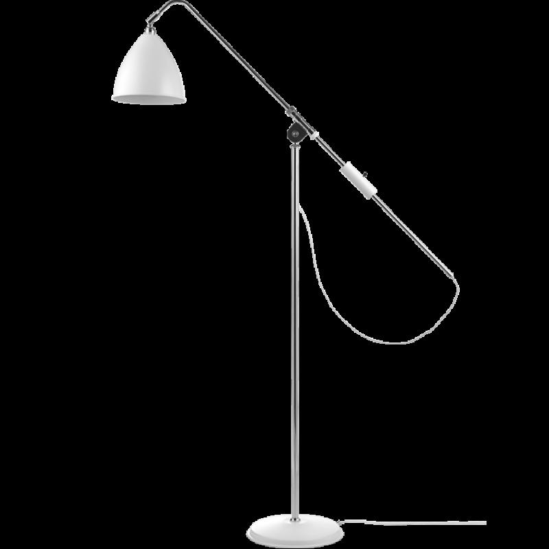 BL4GulvlampeMatHvidKromBestlite-30