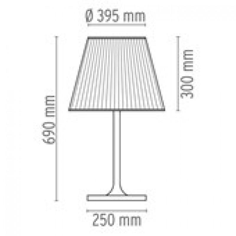 KTribeT2BordlampeSilverFlos-00