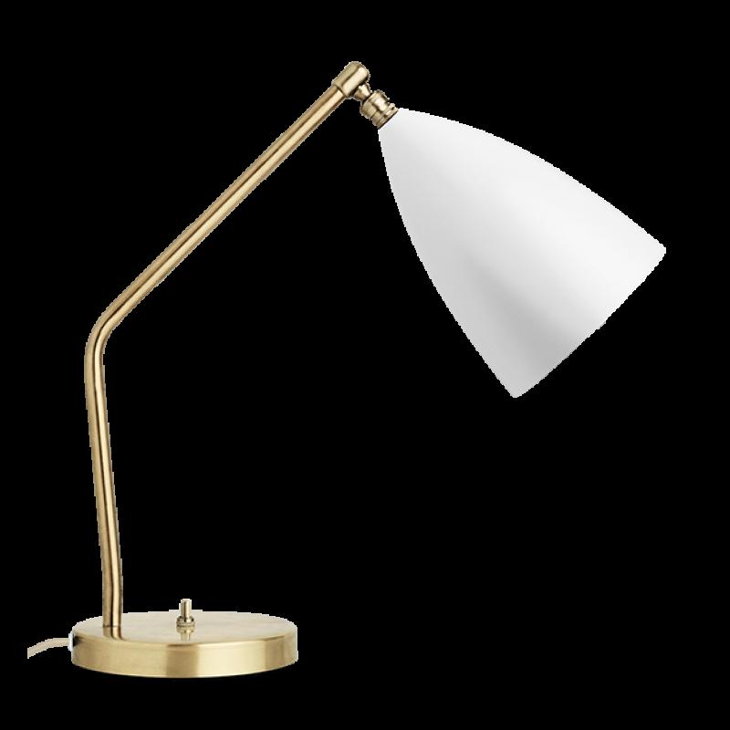 GrshoppaTaskBordlampeMatHvidGUBI-30