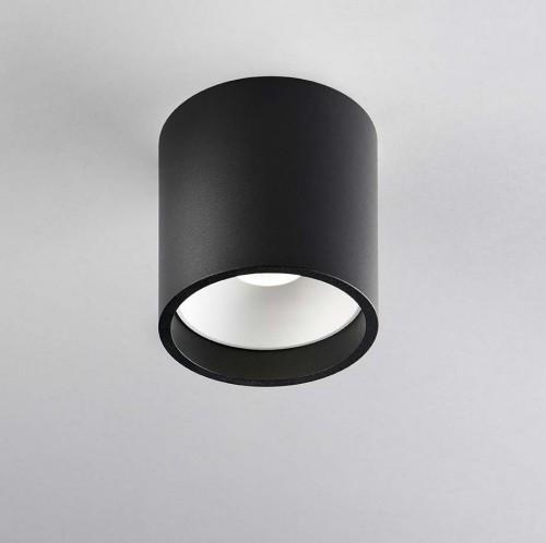 SoloRoundLoftlampeSort3000KLIGHTPOINT-20