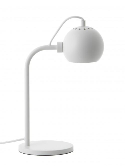 BallSingleBordlampeMatHvidFrandsen-20