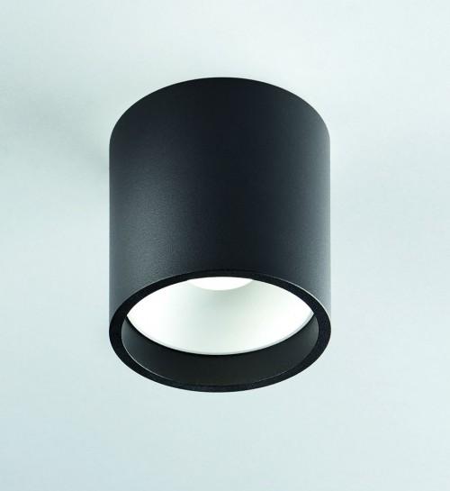 Solo2RoundLoftlampeSort3000KLIGHTPOINT-20