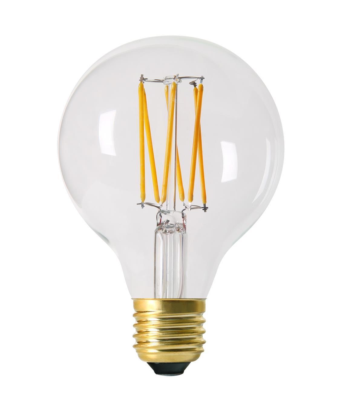 Billede af E27 - 2,5W LED Globe De Luxe