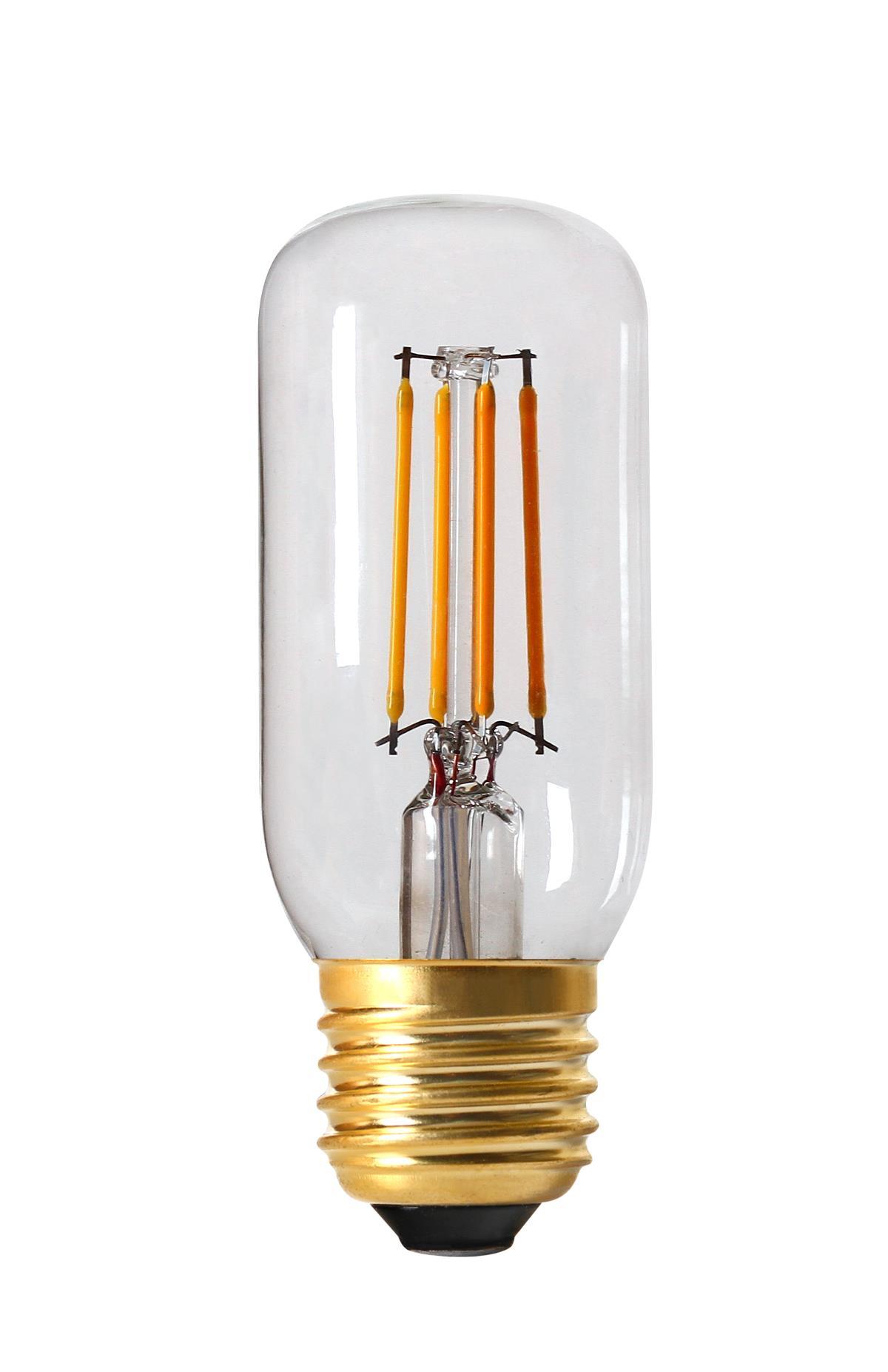 danlamp – E27 - 4w led eksteriør rør fra luxlight.dk