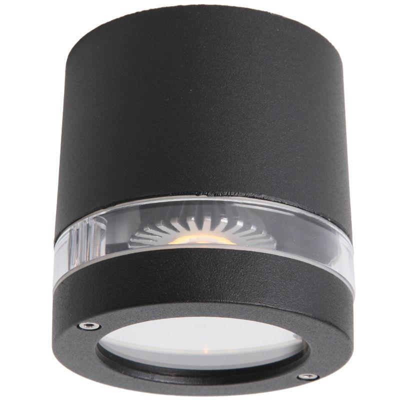Billede af Focus Loftlampe Sort - Nordlux