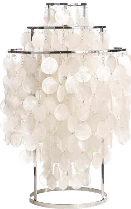verpan – Fun 1tm bordlampe perlemor - verpan fra luxlight.dk