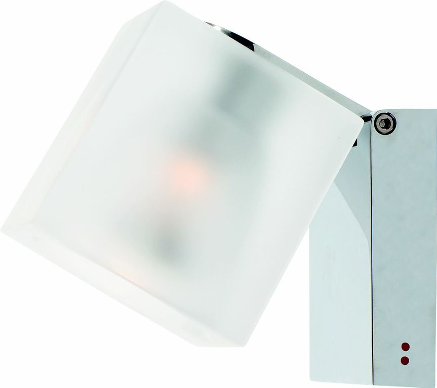 fabbian – Ice cube frostet m. kabeludgang - fabbian fra luxlight.dk