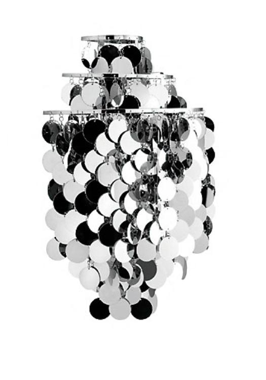 verpan – Fun 1wm væglampe krom -verpan på luxlight.dk