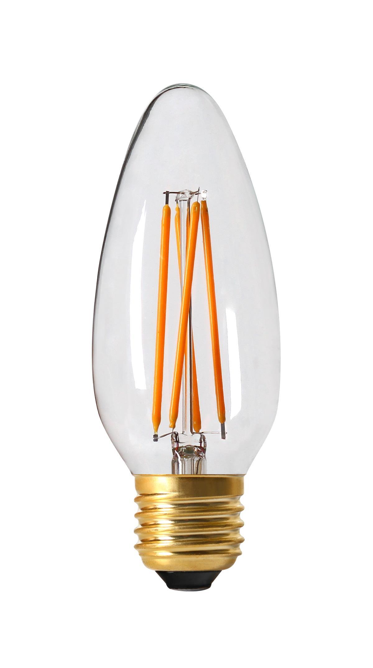 danlamp – E27 - 3,5w led kirkekerte på luxlight.dk