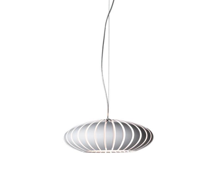 lampefeber Maranga pendel ø32 hvid fra luxlight.dk