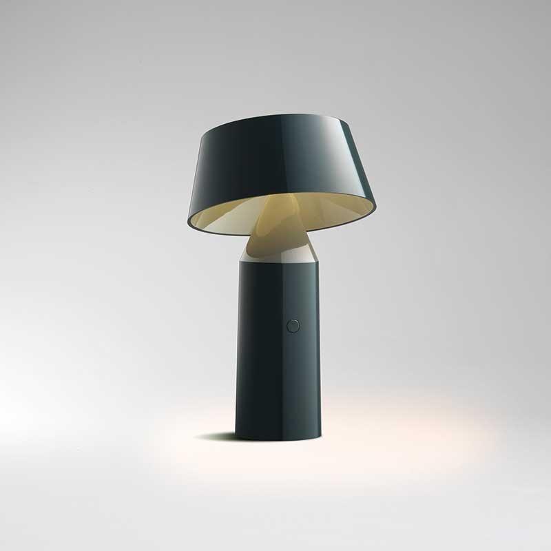 Bicoca bordlampe antracit - lampefeber fra lampefeber fra luxlight.dk