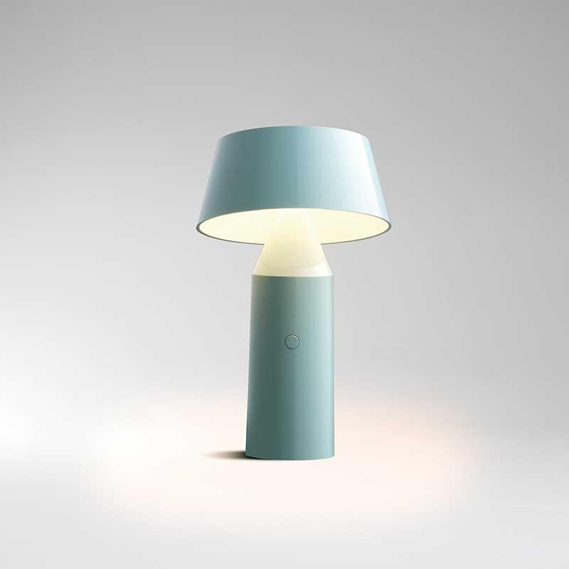 Bicoca bordlampe blå - lampefeber fra lampefeber på luxlight.dk
