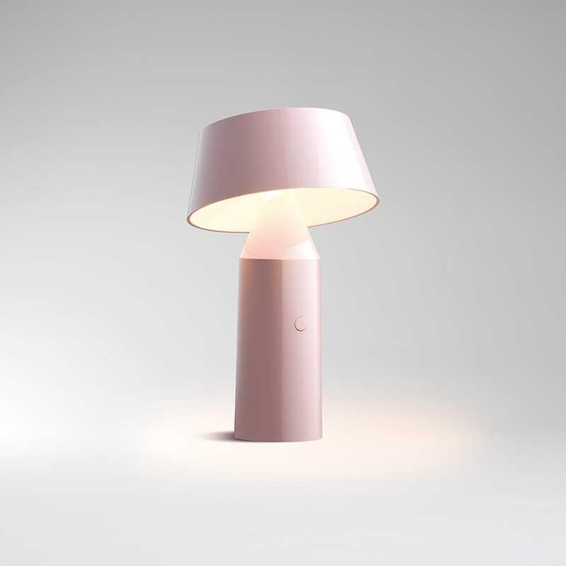 lampefeber Bicoca bordlampe pink - lampefeber fra luxlight.dk