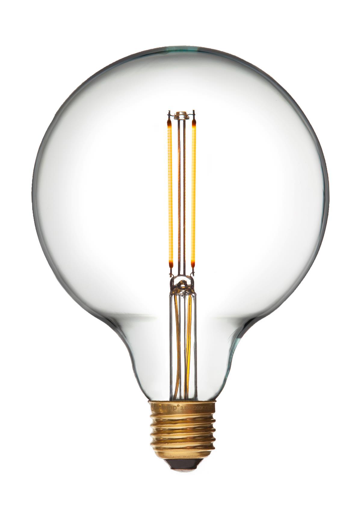 danlamp – E27 - 1w led mega edison one fra luxlight.dk