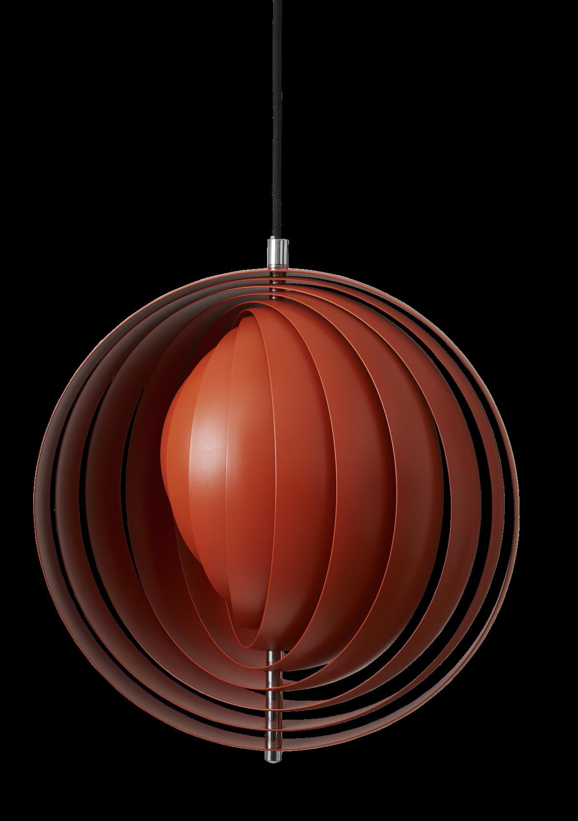 Moon pendel s orange - verpan fra verpan på luxlight.dk
