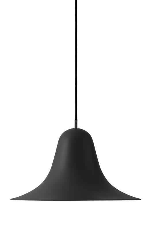 verpan Pantop 45 pendel sort udstillingsmodel - verpan fra luxlight.dk