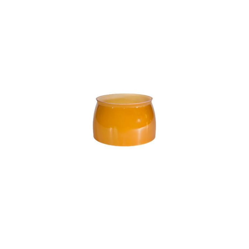 louis poulsen ph 3½-3 ravfarvet glas underskærm - louis poulsen